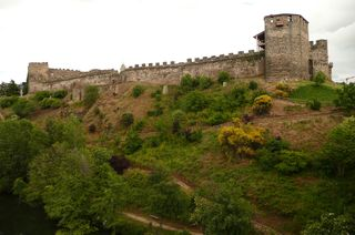 Castello dei templari-ponferrada